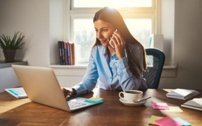 A Surprising Way to Call in Lower Costs and Increased Productivity: Hosted Telephony